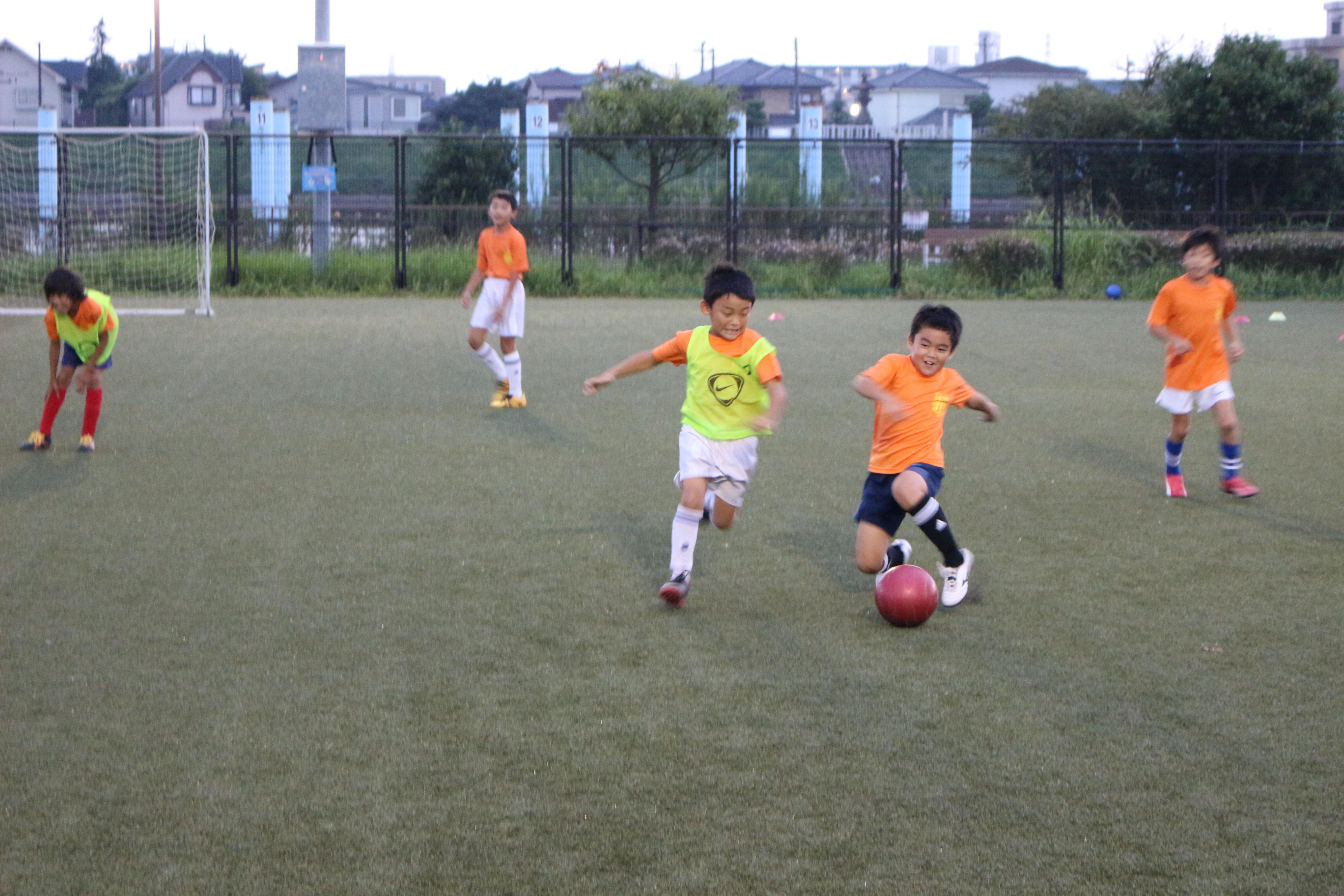 FCメルカート 葛西スクールの写真12