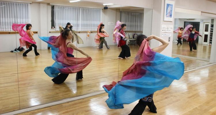 すぺーす/ウエノアケミのオリエンタルダンスの写真15