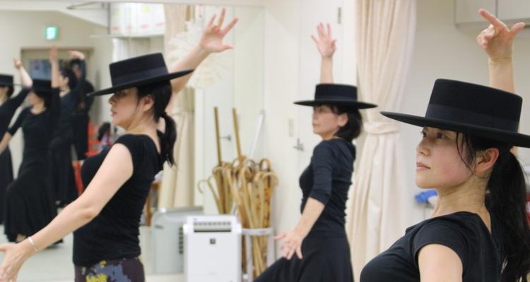 中尾真澄フラメンコ練馬スタジオの写真13