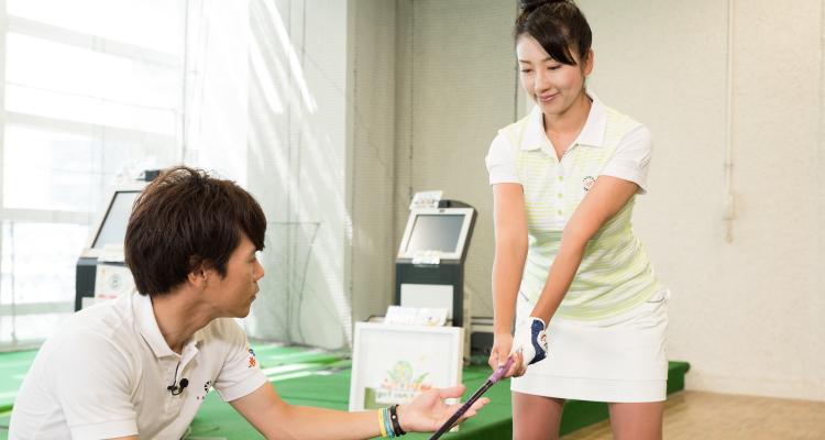 初心者専用ゴルフスクール「サンクチュアリ」銀座有楽町店の写真23
