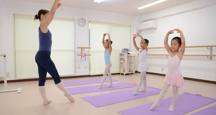 望月愛生バレエスタジオ 久が原スタジオの写真4