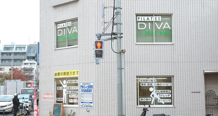 ピラティススタジオ DIVAの写真1
