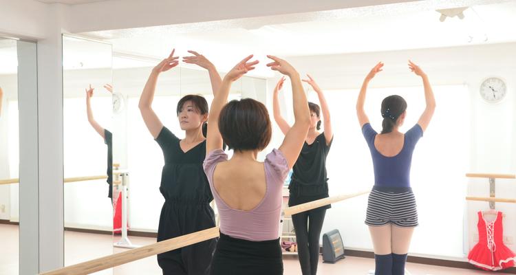 望月愛生バレエスタジオ 久が原スタジオの写真18