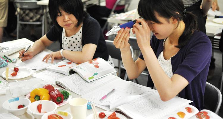 日本野菜ソムリエ協会JA長野県ビル会場の写真5