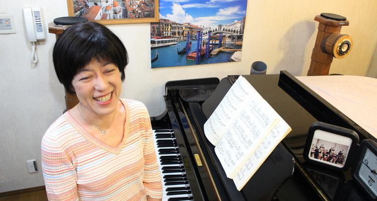 上石神井・長野ピアノ教室の写真