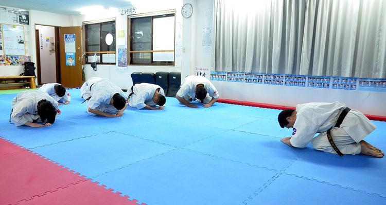 梁山泊空手道教室の写真28