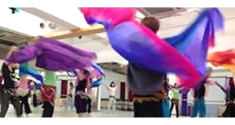 Infinity Dance School東心斎橋教室の写真5