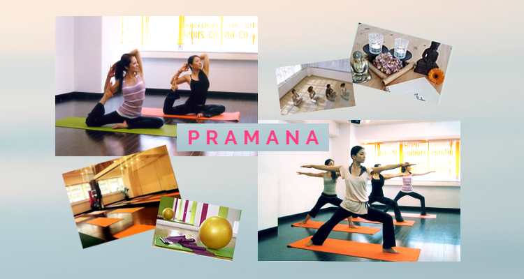 PRAMANA yoga&pilates studioの写真4