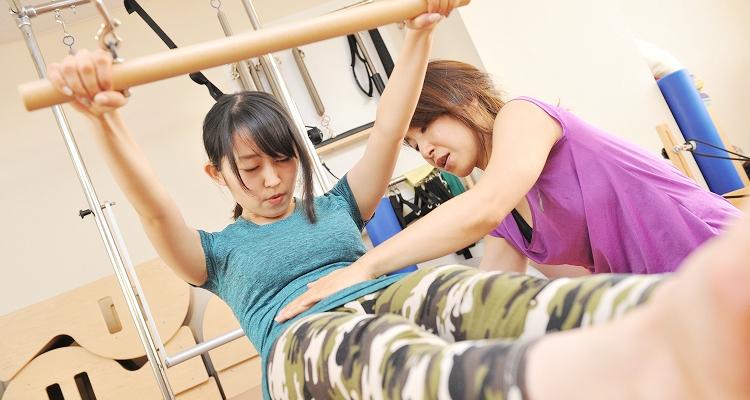 ピラティススタイル 五反田スタジオの写真20