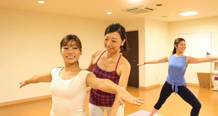 オンフルールヨガスタジオ&カレッジ銀座本校