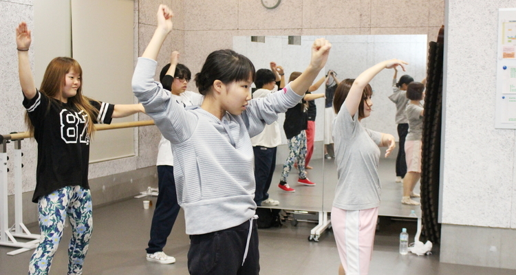 アミーズダンススタジオの写真