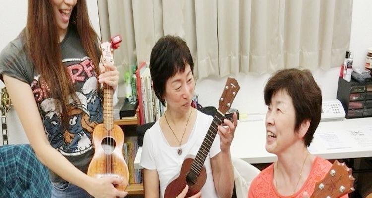 東京ギターフォーラム梅ヶ丘教室の写真5
