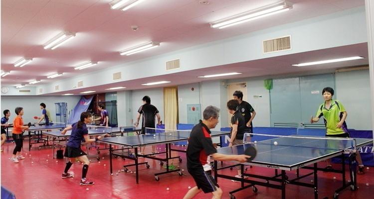 クニヒロ卓球 荻窪店の写真9