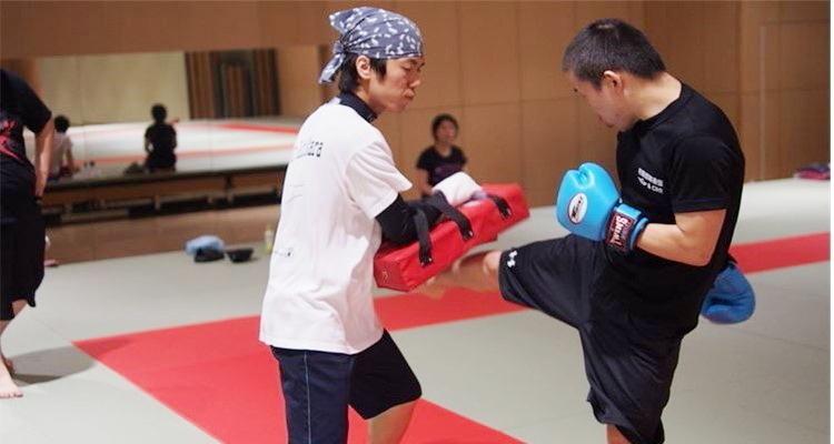 ラビットカラテスクール赤坂教室の写真4