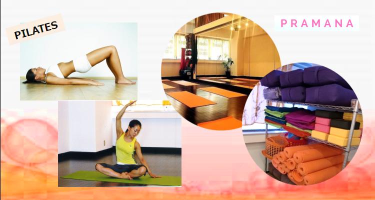 PRAMANA yoga&pilates studioの写真