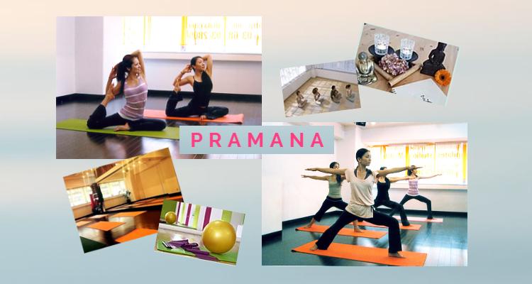 PRAMANA yoga&pilates studio