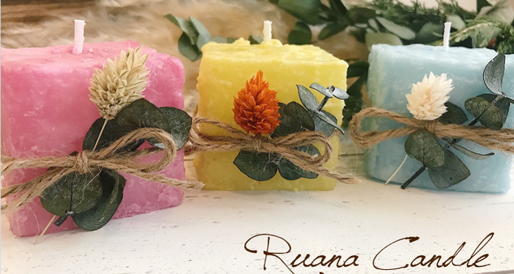 Ruana Candle