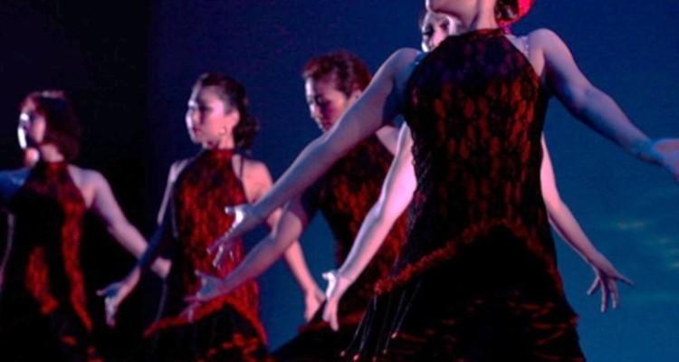 Luis Sasaki Dance COMPANY work shop