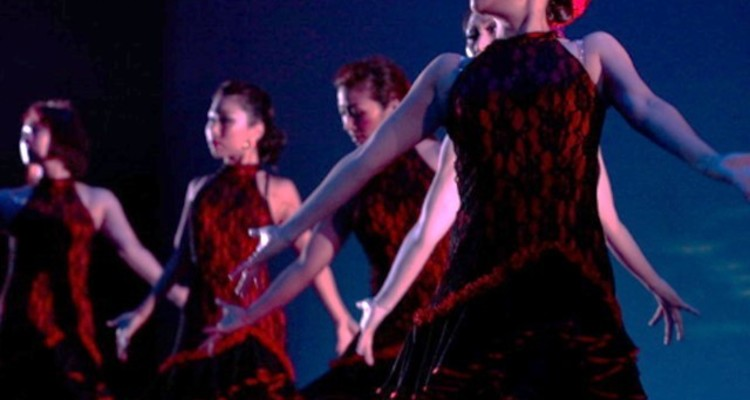 Luis Sasaki Dance COMPANY work shopの写真4