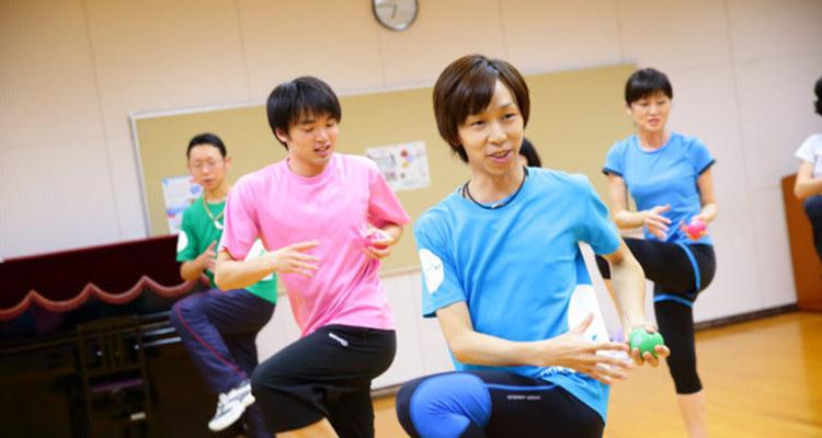 ジャグササイズ@自由が丘(健康美ボディアーバンフィットネス)の写真8