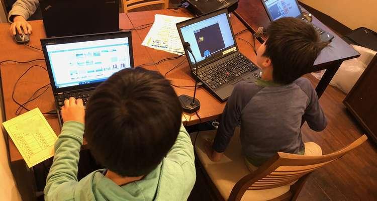 桃井プログラミング教室
