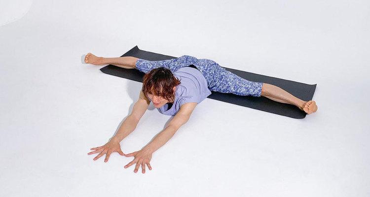 『柔軟ボディメンテナンス』筋膜リリースとストレッチで身体ふわふわに