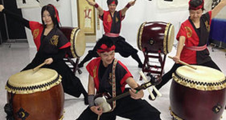時代アカデミー 和太鼓の写真6