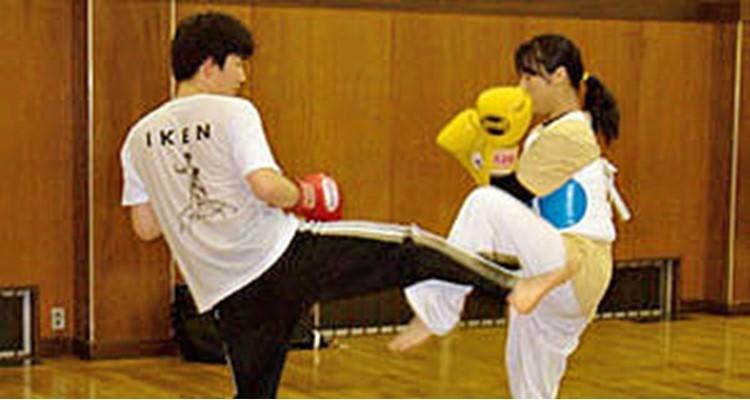 国際意拳会 大成館 国分寺クラスの写真6