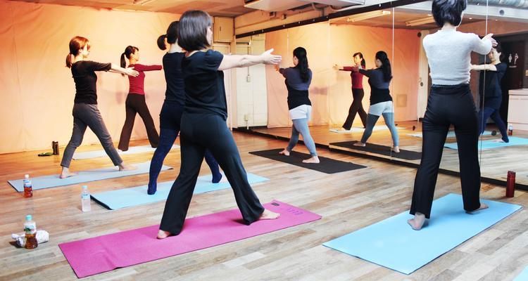 yoga studio GRACIAGE(グラッシュエイジ)の画像