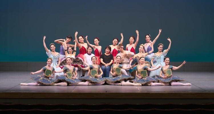 ミストラルバレエスタジオ 大山スタジオの写真5