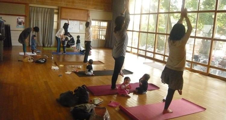 ヨガスペースShanti新城神社クラスの写真8