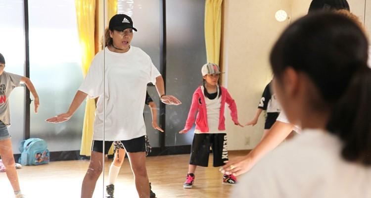 JBAダンススクール トレビアンホールの写真5