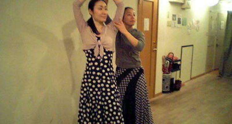 ナルフラメンカ 大阪桃谷教室の写真5