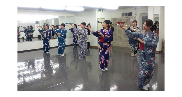 扇寿流 梅田教室の写真13