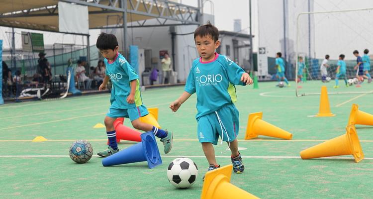 フロリオサッカースクール 豊洲・枝川校の写真24