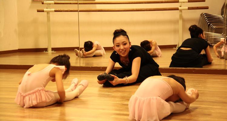 Aya Ballet School洗足スタジオ(本部)の写真15
