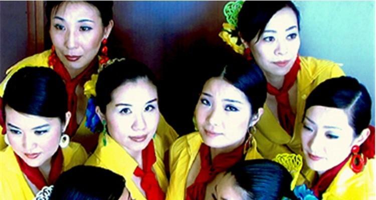 高野美智子フラメンコ 後楽園教室の写真