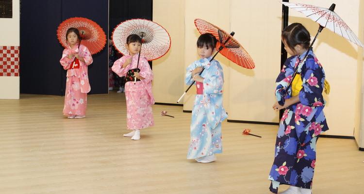 藤間流日本舞踊教室の写真