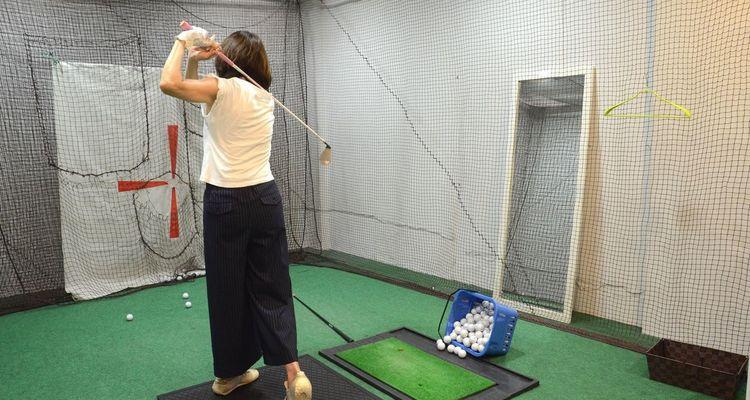 二子玉deゴルフの写真8