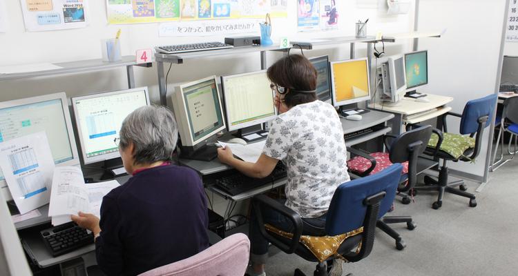 パソコン市民IT講座 八千代緑が丘教室の写真11
