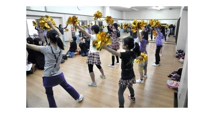 TOMOKO KOJIMA CHEER DANCE ACADEMY 本校の写真6