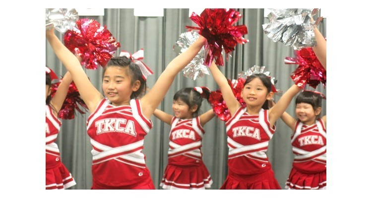 TOMOKO KOJIMA CHEER DANCE ACADEMY 本校の写真14