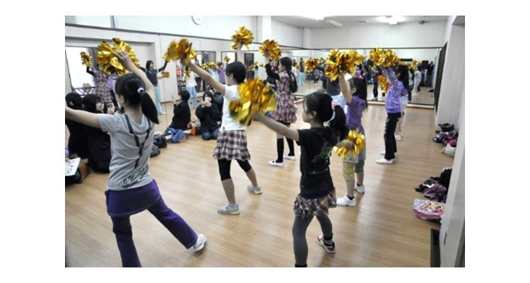 TOMOKO KOJIMA CHEER DANCE ACADEMY 茨木校の写真13