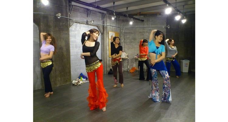 ベリーダンス教室 新長田の写真
