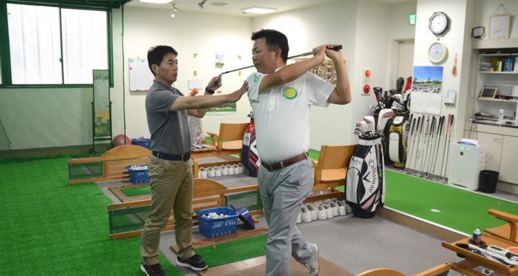 池袋エンジョイゴルフスクールの写真12
