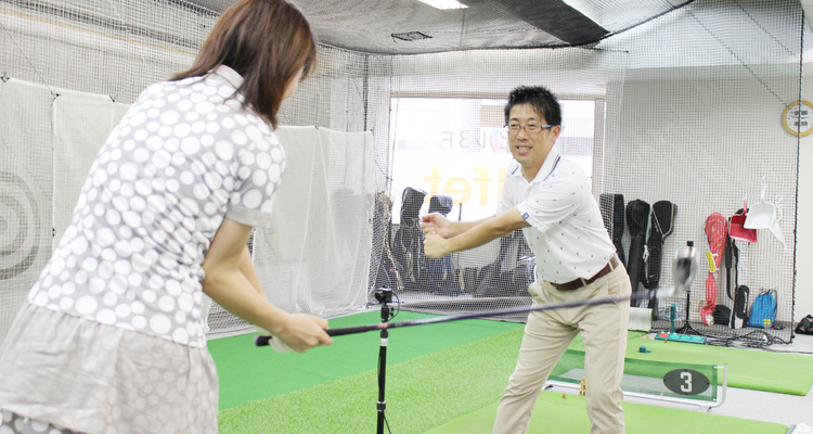 インドアゴルフ Golfet浦安店の写真11