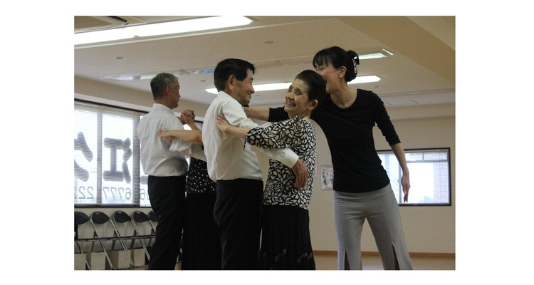 ダンススクールまい華住之江クラスの写真11