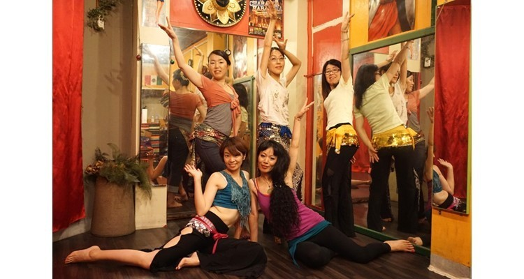 Tropical Dance School 本校の写真
