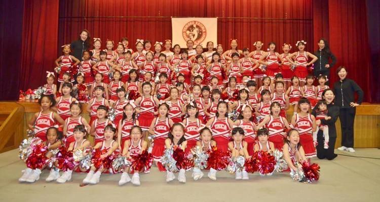 TOMOKO KOJIMA CHEER DANCE ACADEMY 茨木校の写真