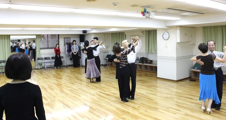 梅田ダンスルームWingの写真11